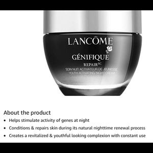 Lancôme Genifique Youth Activating Night Cream